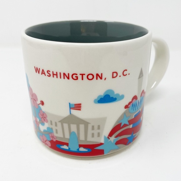 STARBUCKS You Are Here Collection ~ Washington